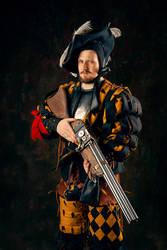 Warhammer FB - Empire Engineer Schultz Zeder