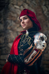 Warhammer FB -  Cesara Maria Sagredo