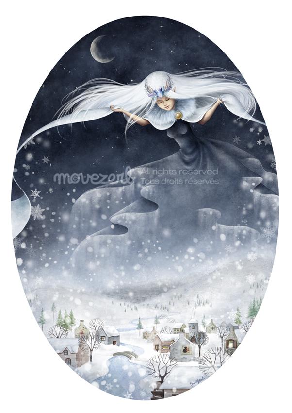 Un manteau de neige by Movezerb