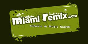 Miami Remix Logo Design 1