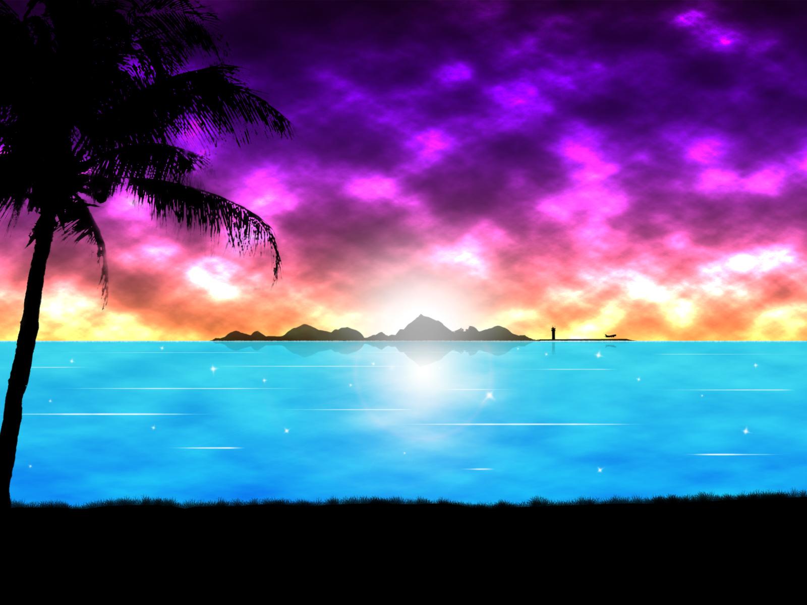 The Tropics by kandiart