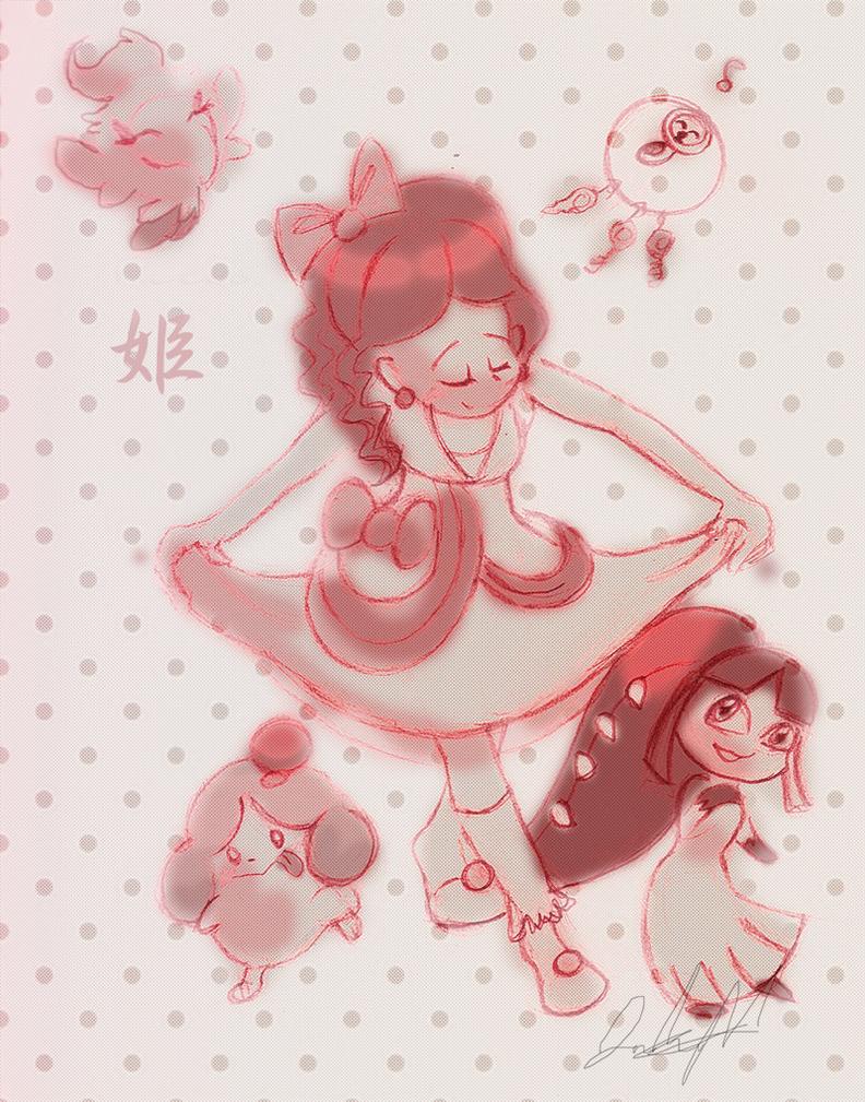 Fairy Princess by Cryssy-miu