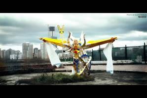 Minerva the godess crisis core by TheIdeaFix