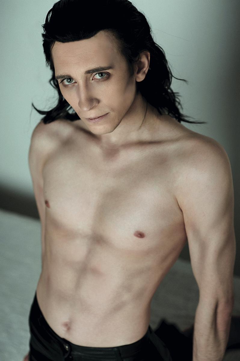 Loki of Asgard by TheIdeaFix