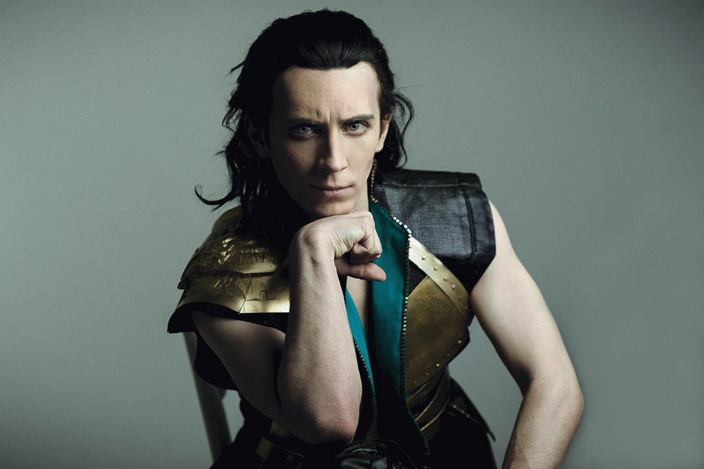 Loki thor 2 by TheIdeaFix