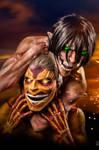 Shingeki - Clash of the Titans
