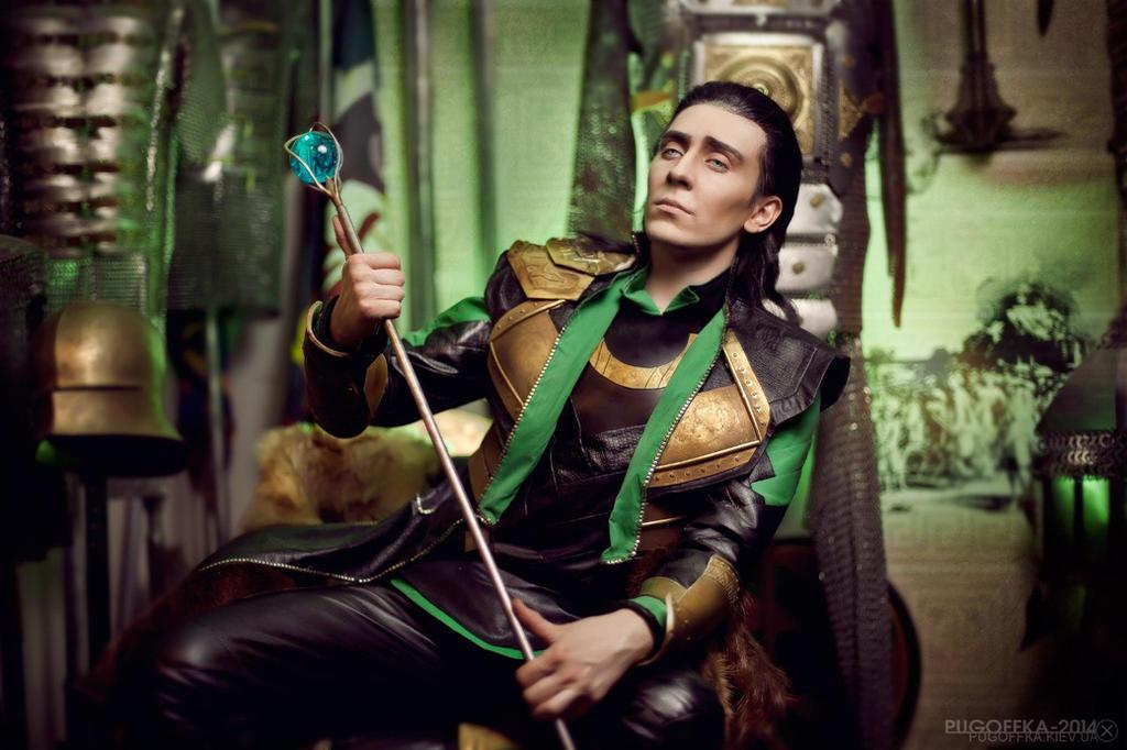 Loki avengers age of ultron by TheIdeaFix