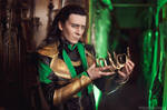 Loki rules the world