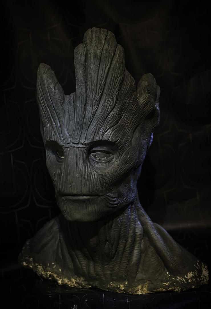 I am Groot by TheIdeaFix