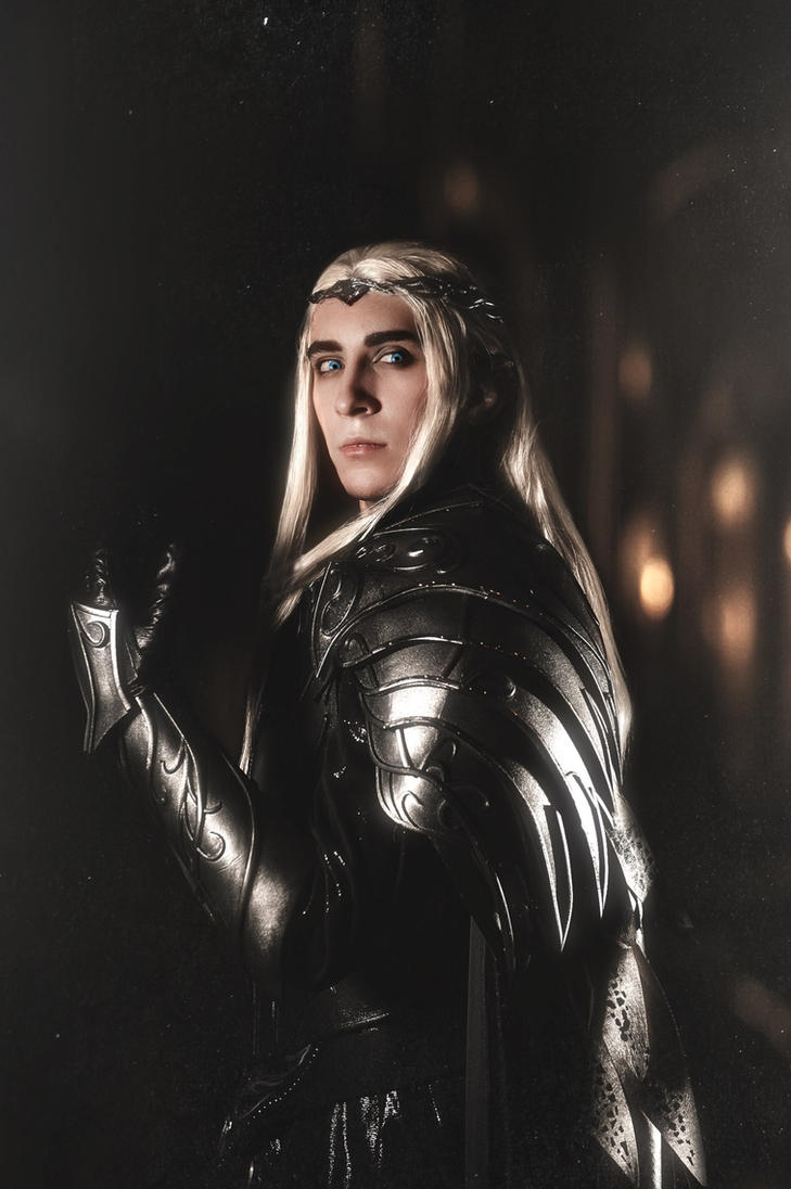 Thranduil Hobbit: The Battle of the Five Armies by