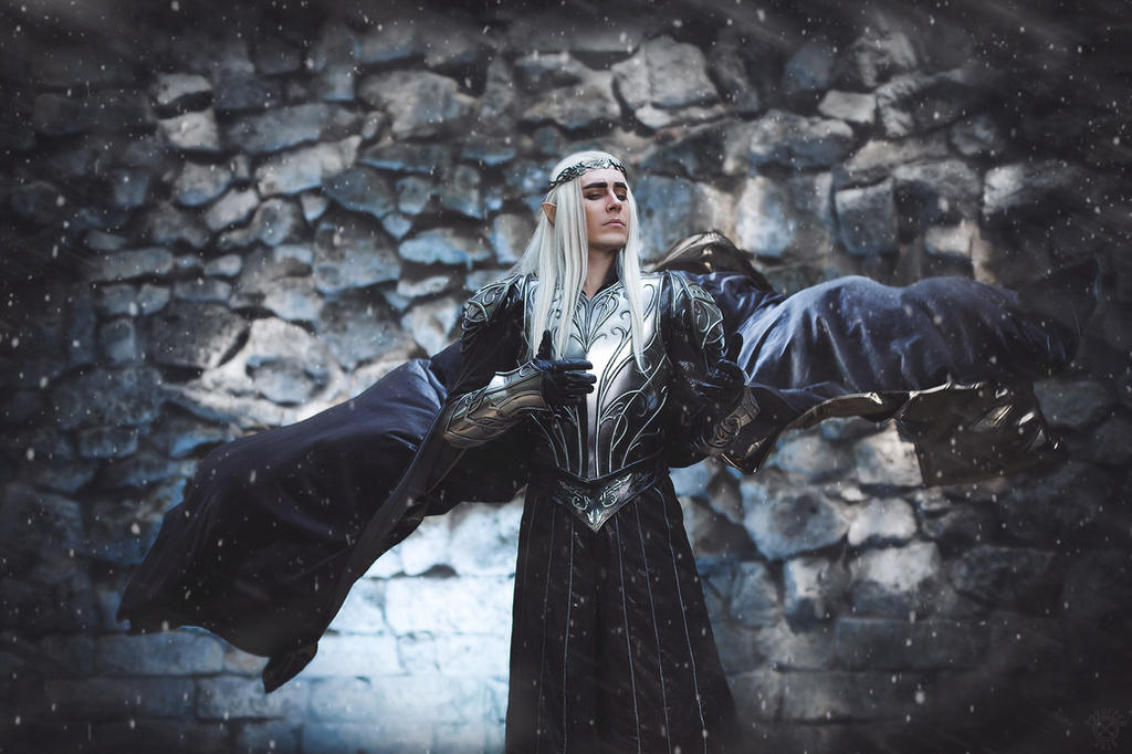 Maximum Thranduil by Serg Loki Mirage Cosplay