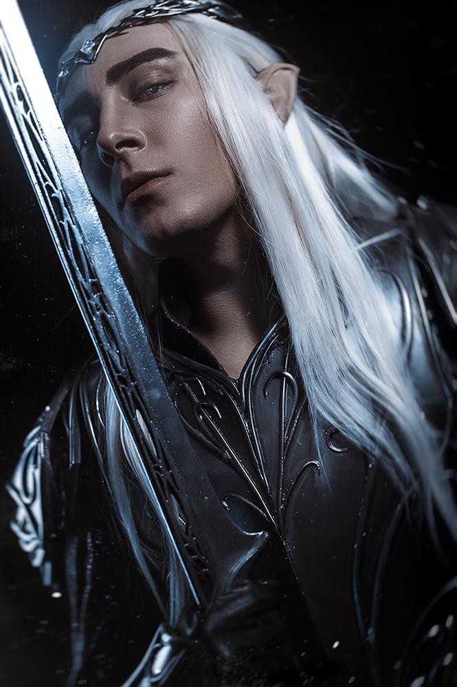 Thranduil king of mirkwood by TheIdeaFix