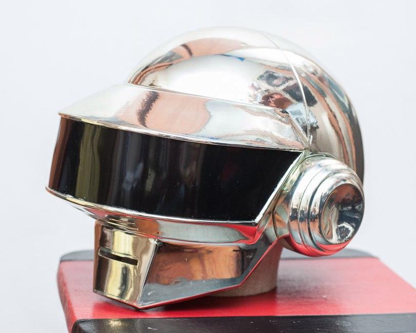 New Daft Punk Helmet by TheIdeaFix