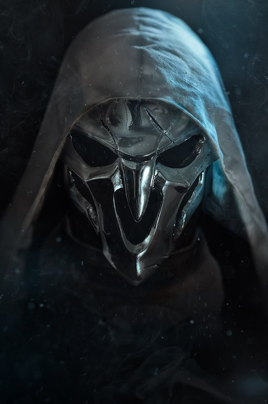Reaper cosplay Epic Skin by TheIdeaFix