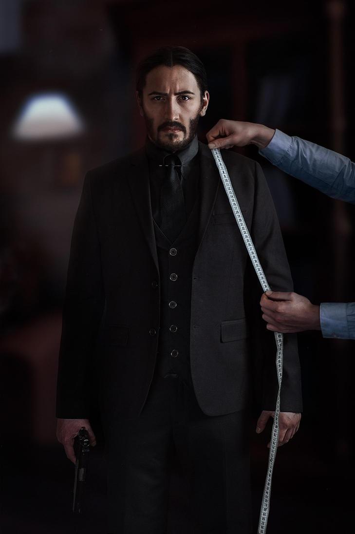 John Wick by TheIdeaFix