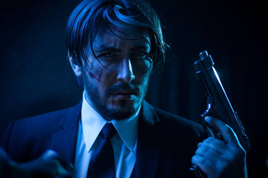 John Wick chapter 2 cosplay
