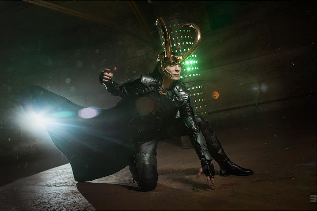 Loki Ragnarok by TheIdeaFix