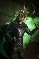 Loki Thor Ragnarok