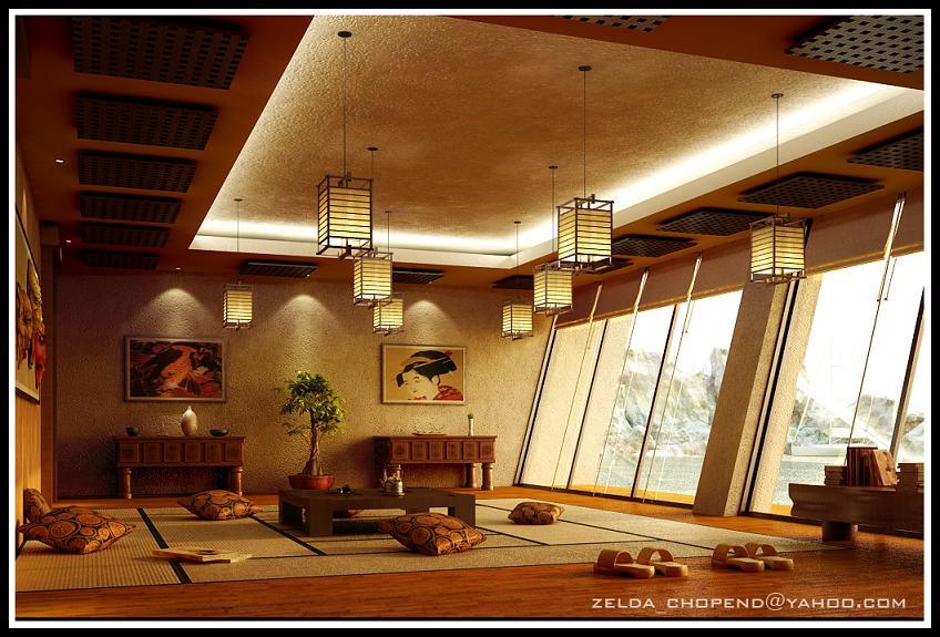 Living Room Japan living room japan themechoopend on deviantart