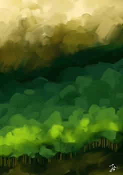 00850 Kijara forest