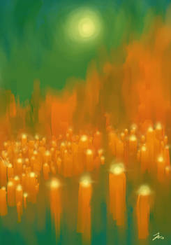 00854 Midnight Shrine