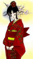 Kimono Chichi by Gosha-Chan