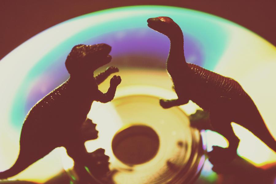 Jurassic Rap Battle: Remix