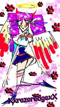 my OC - Kyoko Izumi