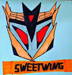 Sweets babu Con symbol