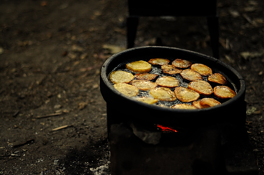 potato with butter by DevUmt