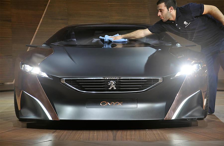 Peugeot Onyx by DevUmt