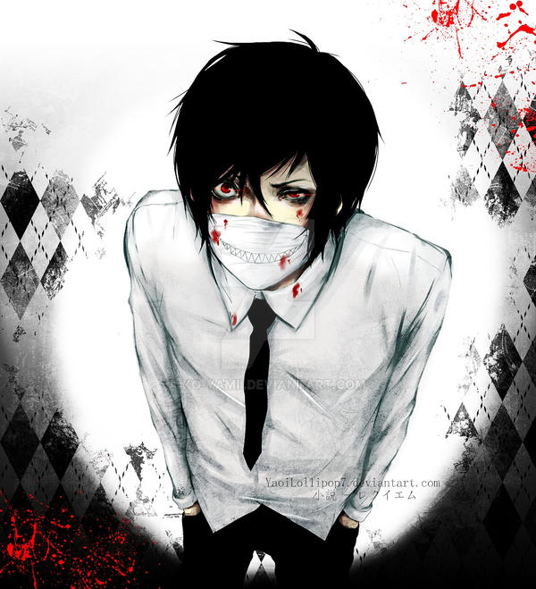OC: Halloween (NOT DR. SMILEY) by ko-yamii