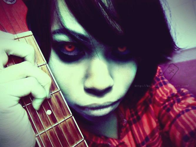AT: Marshall Lee by ko-yamii