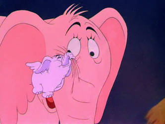 Horton and the Elephant Bird