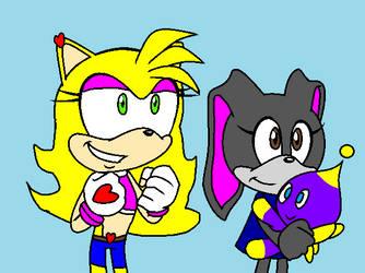 Angelica, Luna and Sugar