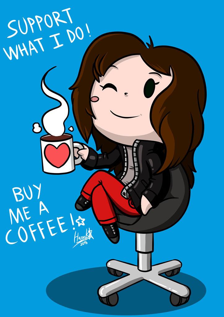 Buy Me A (Ko-Fi) Coffee!
