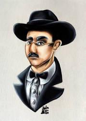 Fernando Pessoa's Bust
