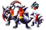 Gible's Evolutionary Line