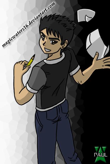Magicwaterz16's Profile Picture