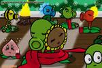 A PvZ Christmas