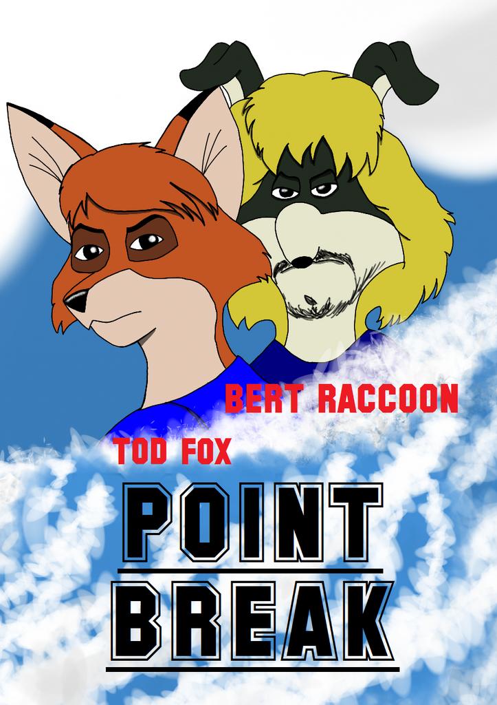 Point Break by Goldyfox