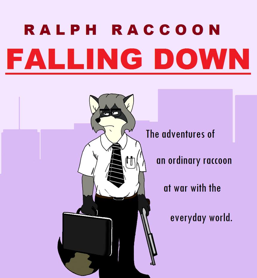 Falling Down (1993 film) by Goldyfox