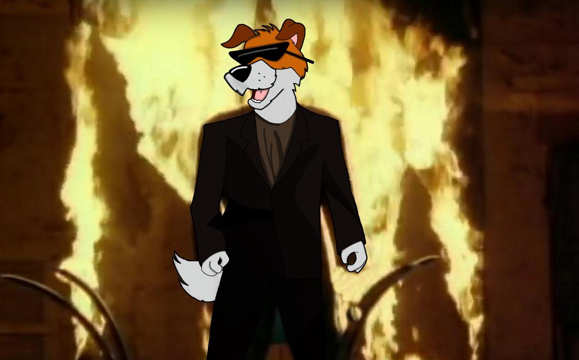 Billy ''Dodger'' Joel - We Didn't Start the Fire by Goldyfox