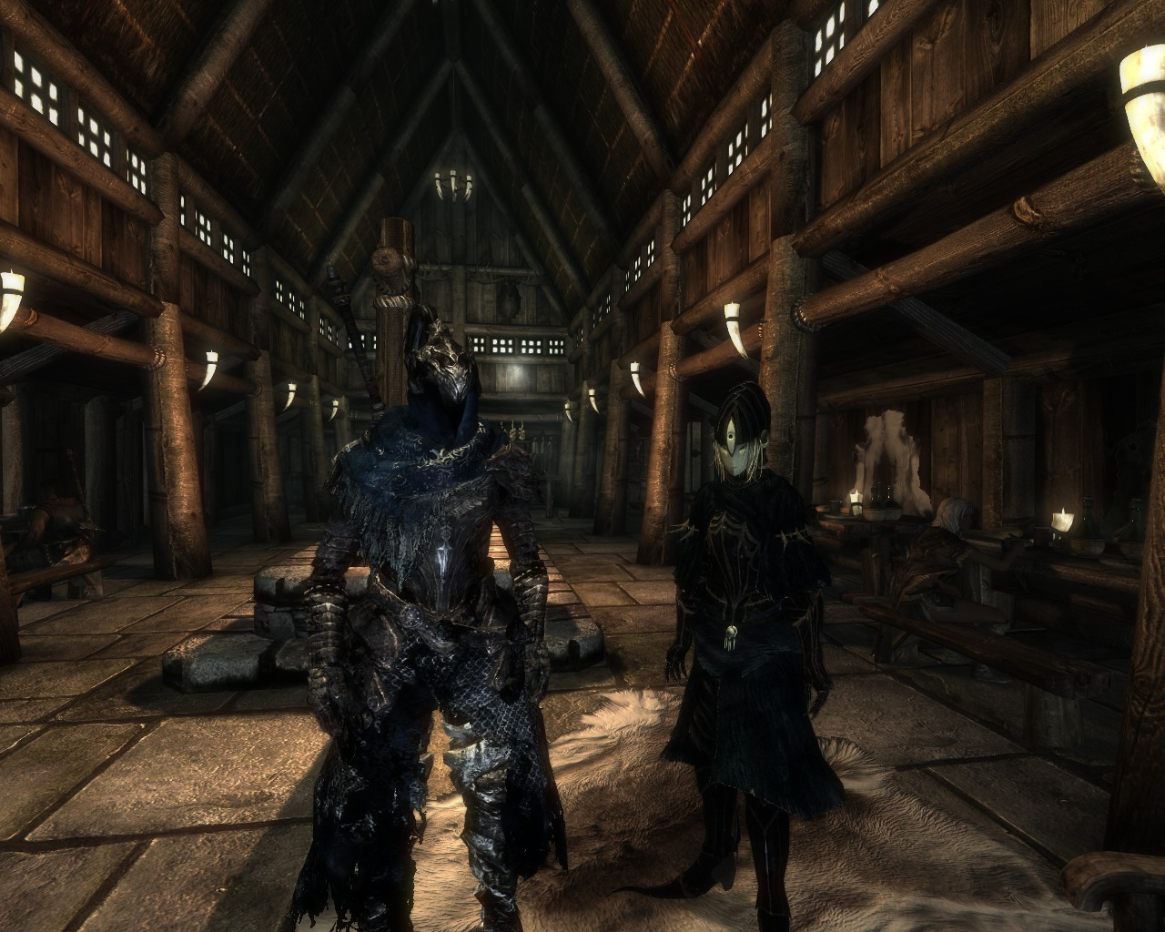 Skyrim Dark Souls by dxcon619 on DeviantArt