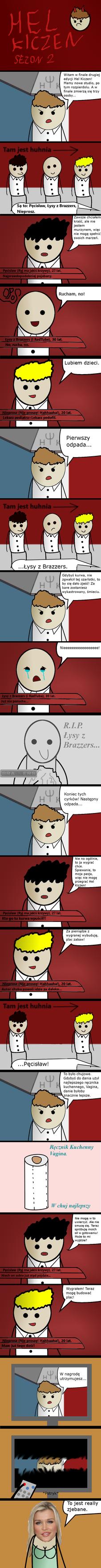 Hel Kiczen  Sezon 2 Komiks nr. 87 by Norxxq