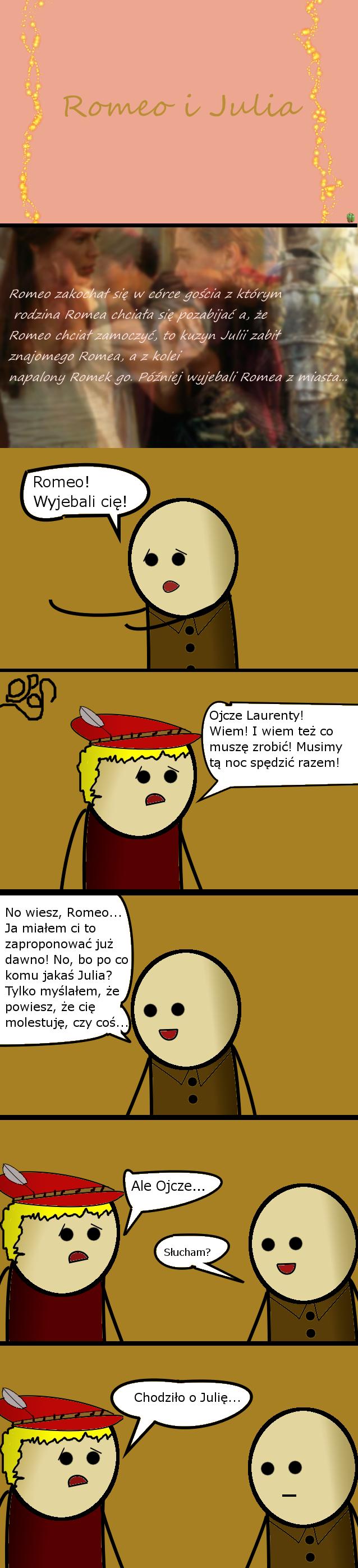 Romeo i Julia                         Komiks nr 90 by Norxxq