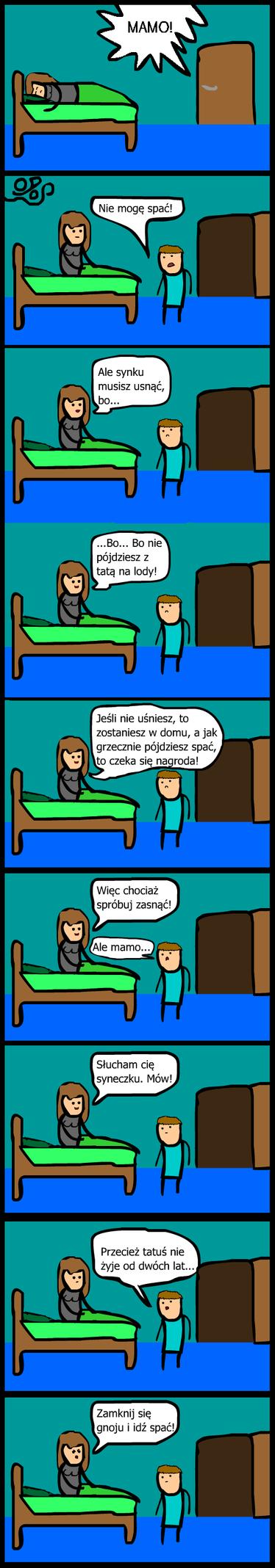 Matka i Syn 1/2-Piasek komiks nr. 94 by Norxxq