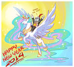 Happy Pony Year