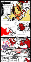 Red Twitch Plays Pokemon by LittleDarkDragon