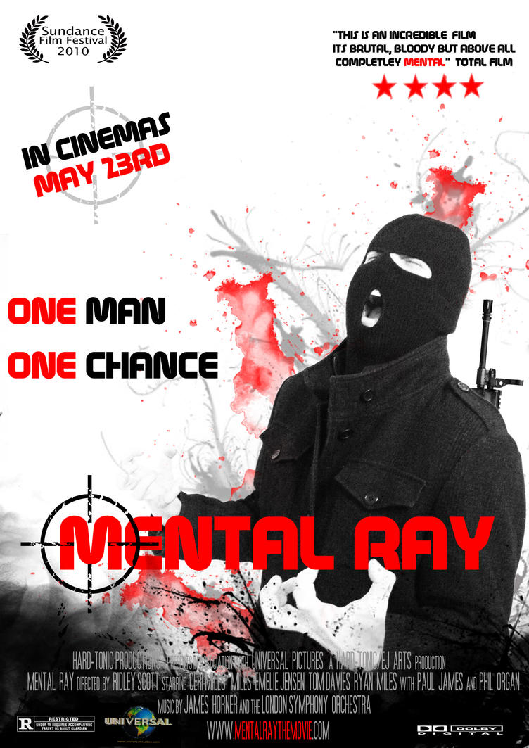 Mental Ray The Movie by hard-tonic